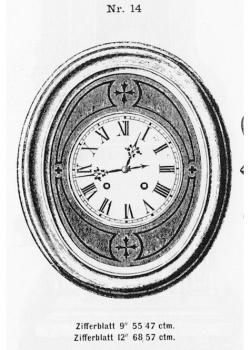 Tafeluhr-Modell-014-1883