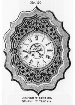 Tafeluhr-Modell-020-1883
