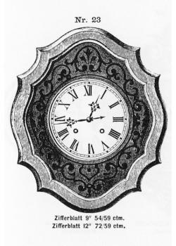 Tafeluhr-Modell-023-1883