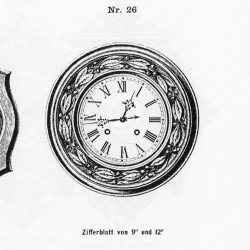 Tafeluhr-Modell-026-1883