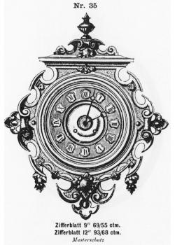 Tafeluhr-Modell-035-1883