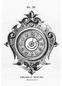 Tafeluhr-Modell-038-1883