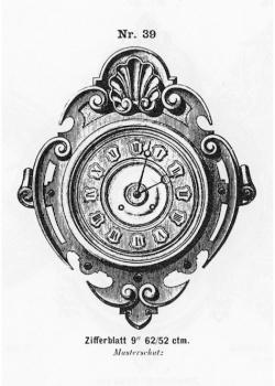 Tafeluhr-Modell-039-1883