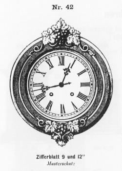 Tafeluhr-Modell-042-1883