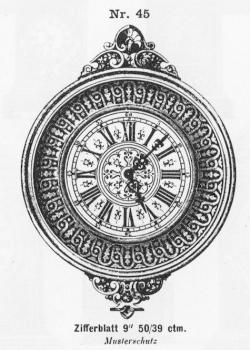 Tafeluhr-Modell-045-1883