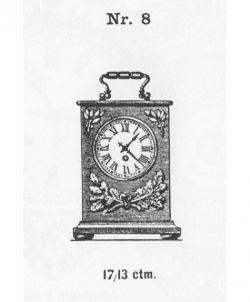 Tischuhr-Modell-008-1883