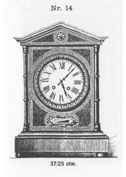 Tischuhr-Modell-014-1883