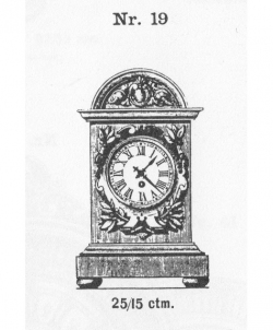 Tischuhr-Modell-019-1883