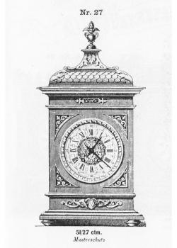 Tischuhr-Modell-027-1883