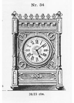 Tischuhr-Modell-034-1883