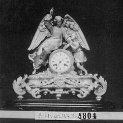 Pendule-Modell-5804-1885