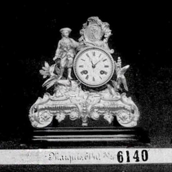 Pendule-Modell-6140-1885