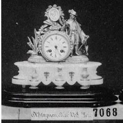 Pendule-Modell-7068-1885