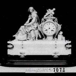 Pendule-Modell-7072-1885