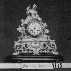 Pendule-Modell-7115-1885