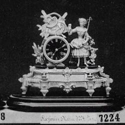 Pendule-Modell-7224-1885