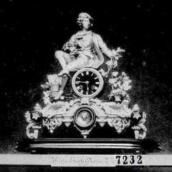 Pendule-Modell-7332-1885