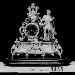Pendule-Modell-7355-1885