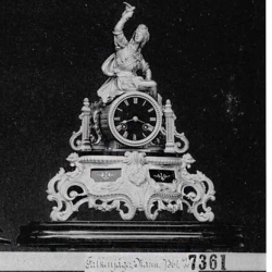 Pendule-Modell-7361-1885
