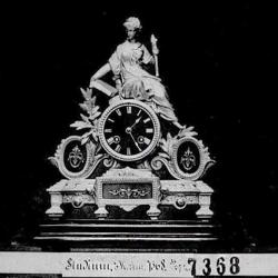 Pendule-Modell-7368-1885